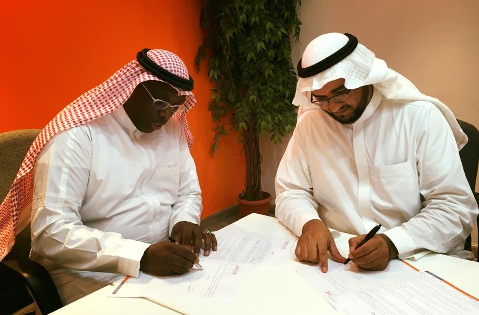 المسار توقع اتفاقية تعاون إعلامي مع مشروع طفلي أولاً